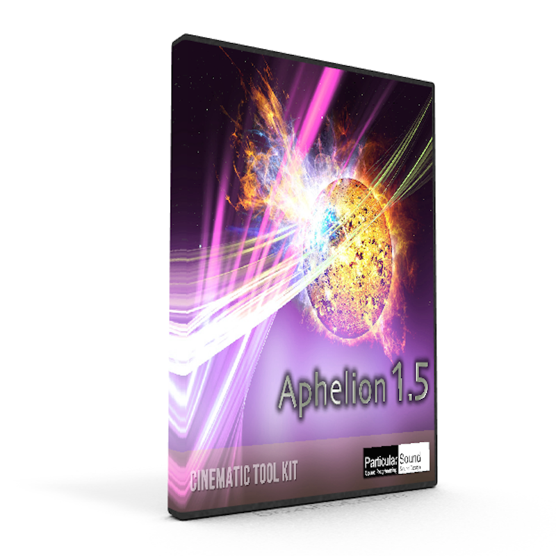 Particular Sound Aphelion v1.51 Cinematic Tool Kit Free ACID WAV KONTAKT